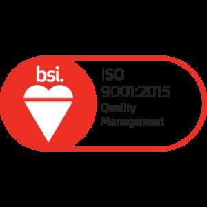 BSI - Assurance Mark ISO 9001:2015